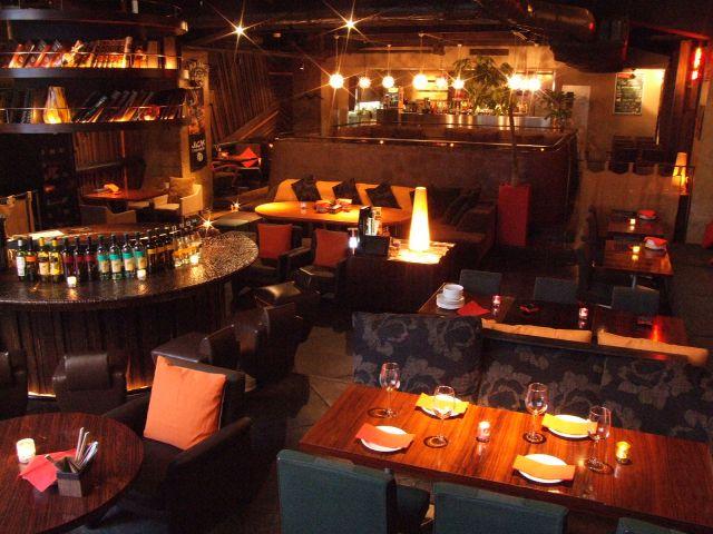 エイト・ライスフィールド・カフェ eight Ricefield cafe すすきの店 ...