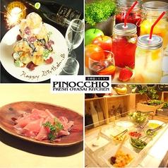 ピノキオ PINOCCHIO 河原町