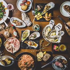 牡蠣と魚介のワイン酒場 FISHMANS SAPPORO フィッシュマンズ サッポロ