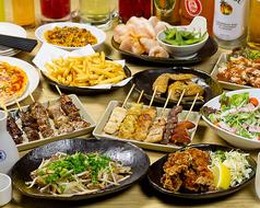 鶏のさんぽ 天王寺店