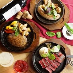 肉バル ビステッカ 三宮店