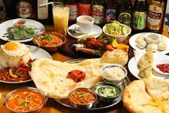 インド ネパール&タイ料理 アティティ