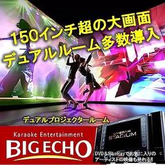 ビッグエコー BIG ECHO 蒲生四丁目駅前店