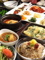 サンムーン 韓流冷麺のお得情報