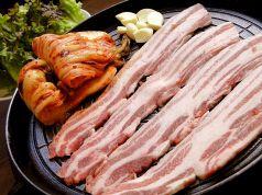 韓国家庭料理 とうがらし