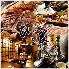 九州 かごんま料理 ひごや ひご家 GINZA