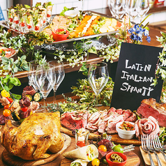 Latin Italian SHANTY シャンティー 新浦安店