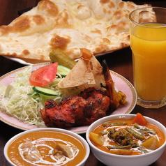インド料理&カフェ ルンビニ