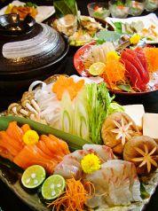 あぶり焼き魚喜水産