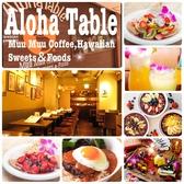 Aloha Tableクチコミ・Aloha Tableクーポン