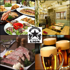銀座ライオン ザ・キッチン 札幌ステラプレイス店