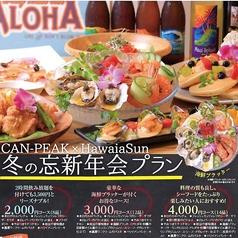 HawaiaSun ハワイアサン