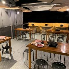 島田屋 北24条店 炭火焼肉