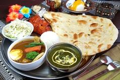 Soup curry&Nepal curry SURYA