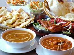 インド料理 ミラン オプシアミスミ店