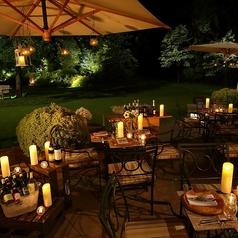 ガーデンレストラン シェフズ テラス 仙台ロイヤルパークホテル