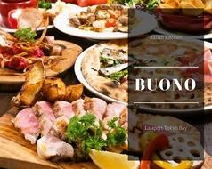 Italian Kitchen BUONO ヴォーノ ららぽーと TOKYO BAY店