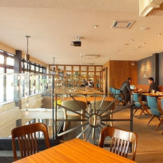 ワイアードカフェ WIRED KITCHEN ペリエ海浜幕張店