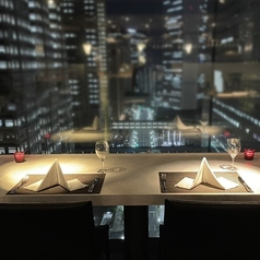 ... マンハッタンテーブル MANHATTAN TABLE 新宿ワシントンホテルの画像