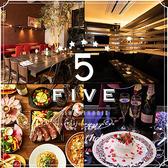 5 ファイブ five 南堀江クチコミ・5 ファイブ five 南堀江クーポン