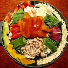 アボカド料理と野菜の店 あさ山