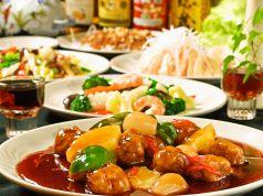 中国料理 青峰