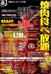 焼肉屋マルキ市場 武蔵小山店
