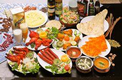 インド料理 サントシ