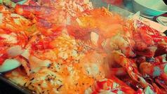 一発屋 大阪ミナミ総本店(タベホウダイイザカヤ イッパツヤ オオサカミナミソウホンテン シンサイバシ モツナベ タベホウダイ) - 心斎橋/堀江 - 大阪府(和食全般,居酒屋,その他(和食),鍋料理)-gooグルメ&料理