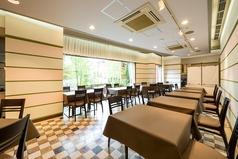 レストラン コルヌス ホテル仙台ガーデンパレス