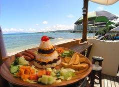 浜辺のTipi Cafe アルガイド沖縄