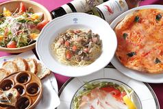 イタリア料理 ピヌーチョ