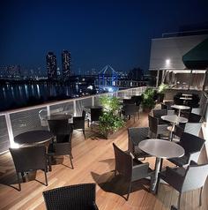 Frame cafe フレームカフェ デックス東京ビ-チ